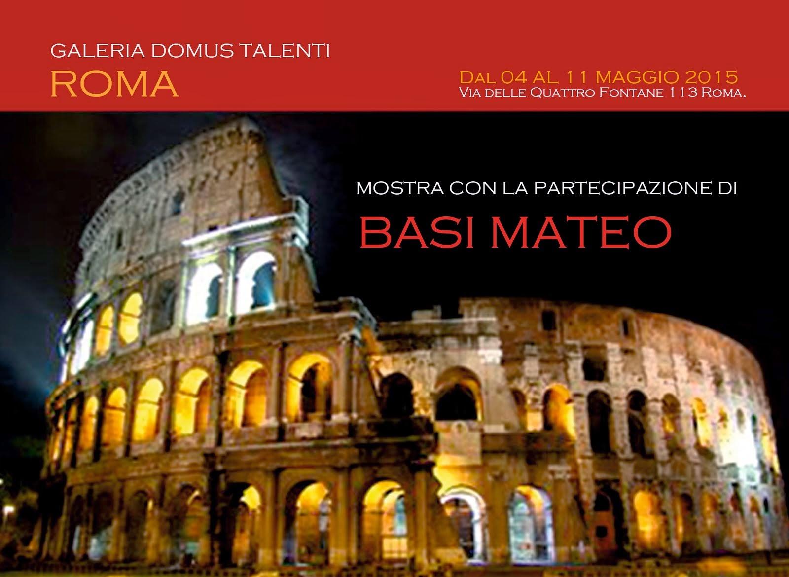 Exposición Roma 2015
