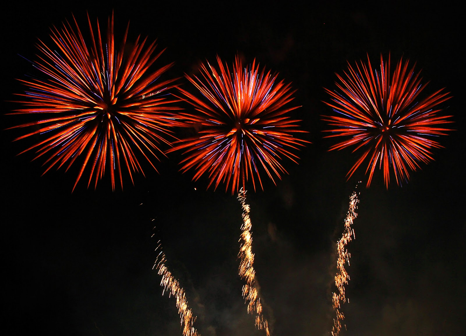 International Fireworks Festival in Pictures