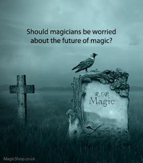 Is magic ina bad shape? What's the future of magic