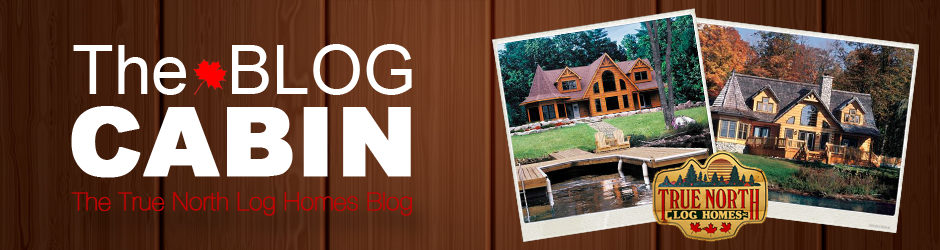 True North Log Homes Blog