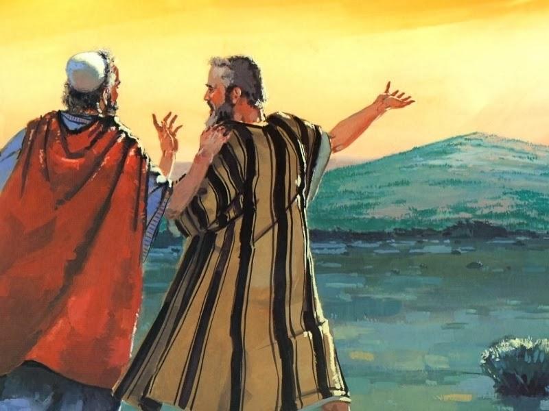 Caleb, un ejemplo de confianza y fe en Dios