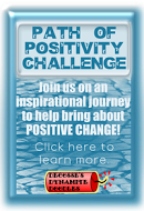 Winner of Path Of Positivity Challenge 15