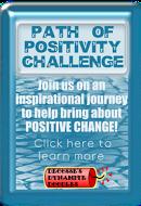 Winner of Path Of Positivity Challenge 15