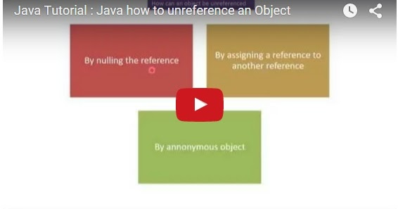 Java ee java tutorial java how to unreference an object for Object pool design pattern java example