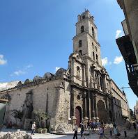 Iglesia y Monasterio de San Francisco, Habana Viejo, Cuba