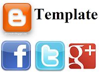 Template Blogger Social Media