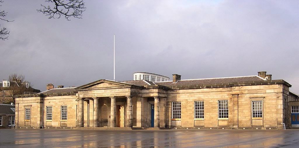 James Maxwell's School Photo, Edinburgh Academy