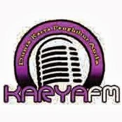 selamat mendengar lagu lagu dari radio karya fm