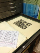 Prints stored in the Flat Files