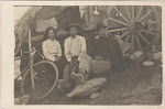 Fotografia do Mês | Ida a banhos na Herdade de S. João, no ano de 1941