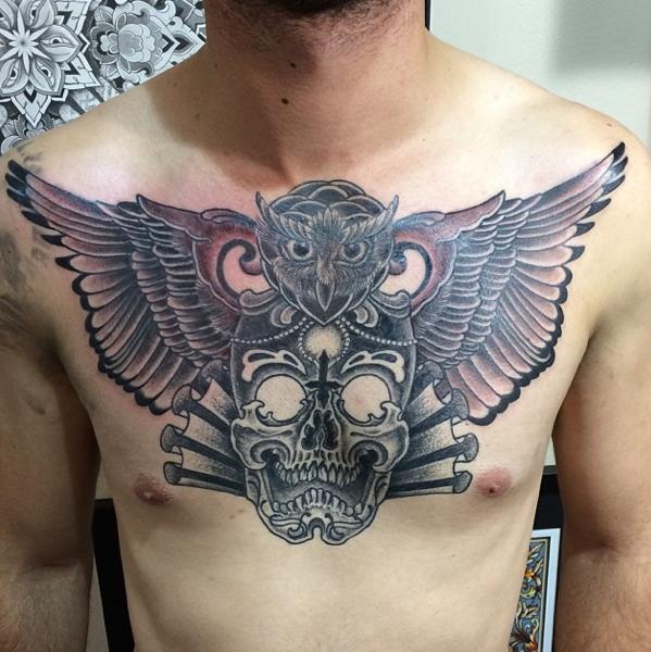 Tattoos by Jamie
