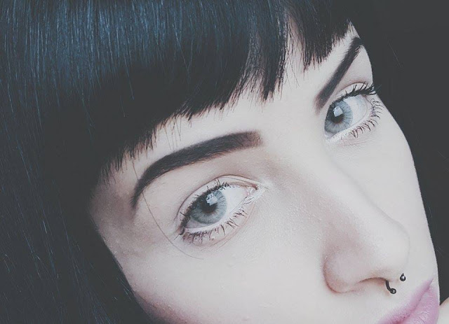 lentes de contato naturais solotica cristal