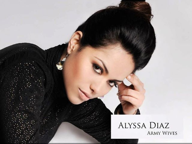 Alyssa Diaz Photos