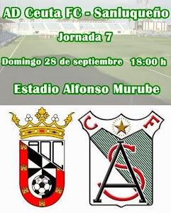AD Ceuta FC - Sanluqueño