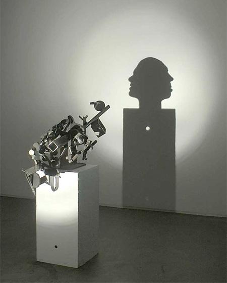 best shadow sclupture art