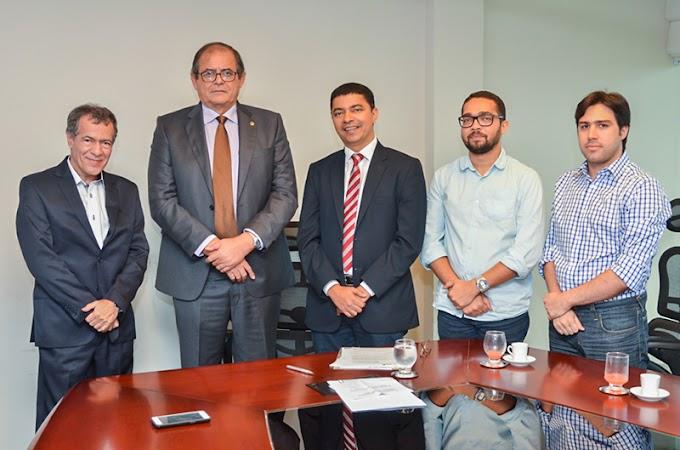 Assinado Termo de Cooperação Técnica para transmissão dos aulões do ENEM