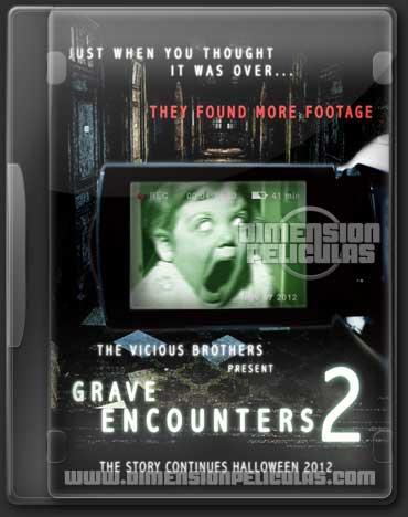 Grave Encounters 2 (DVDRip Inglés Subtitulada) (2012)