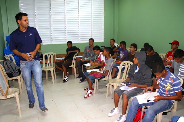 GO Sports Outreach School of Discipleship- 2nd Trimester