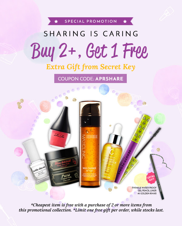 ALTHEA KOREA BUY 2, GET 1 FREE