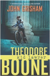 bookcover of THEODORE BOONE: THE ABDUCTION