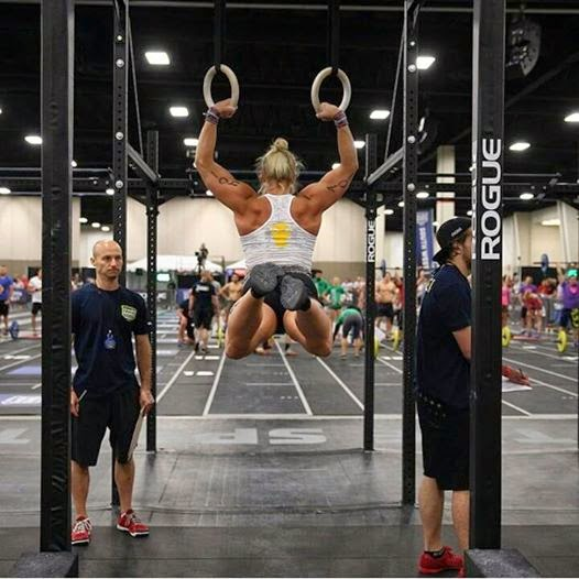 Ashley McBride's CrossFit Journey