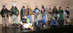 Dioramas Terroristas