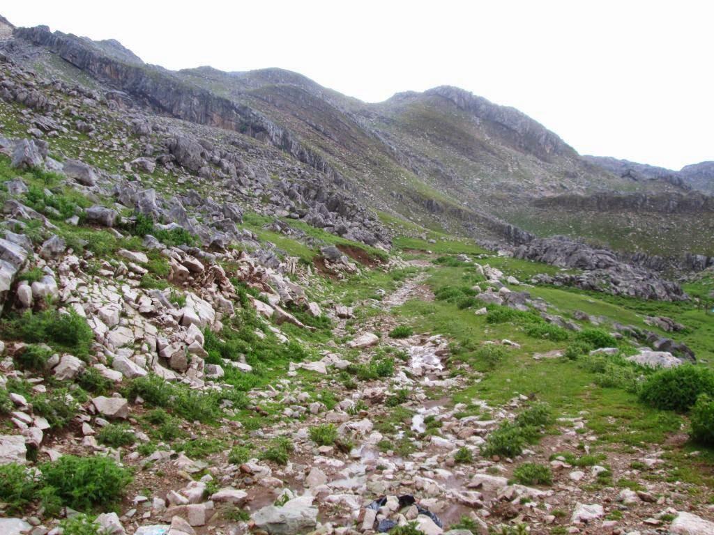 DRZ400, Trail, Balcanes