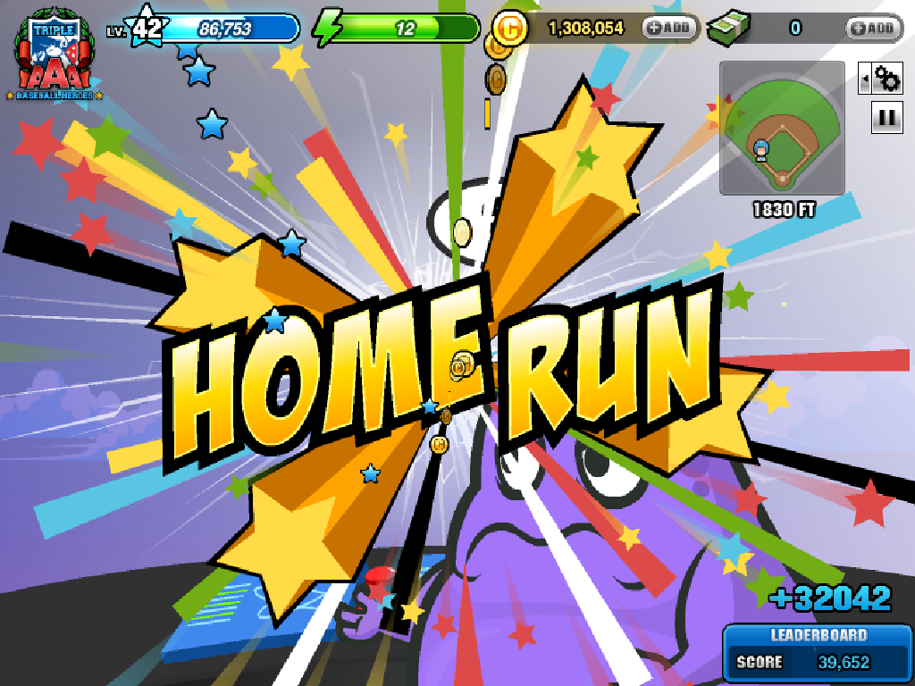Cheat Home Run Combo Max Baseball Heroes Terbaru UPDATE APRIL - Devz ...