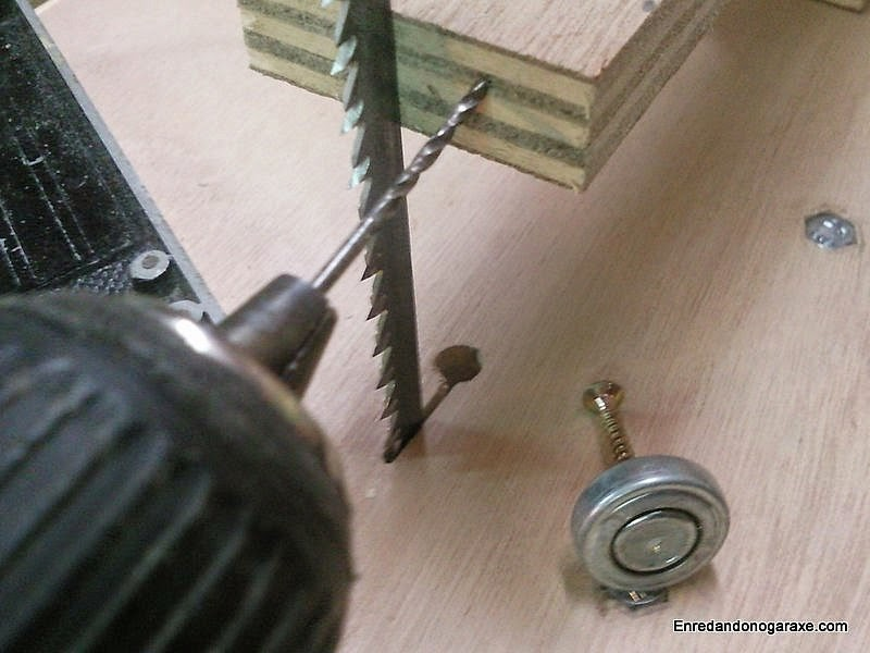 Cómo instalar los rodamientos. Enredandonogaraxe.com