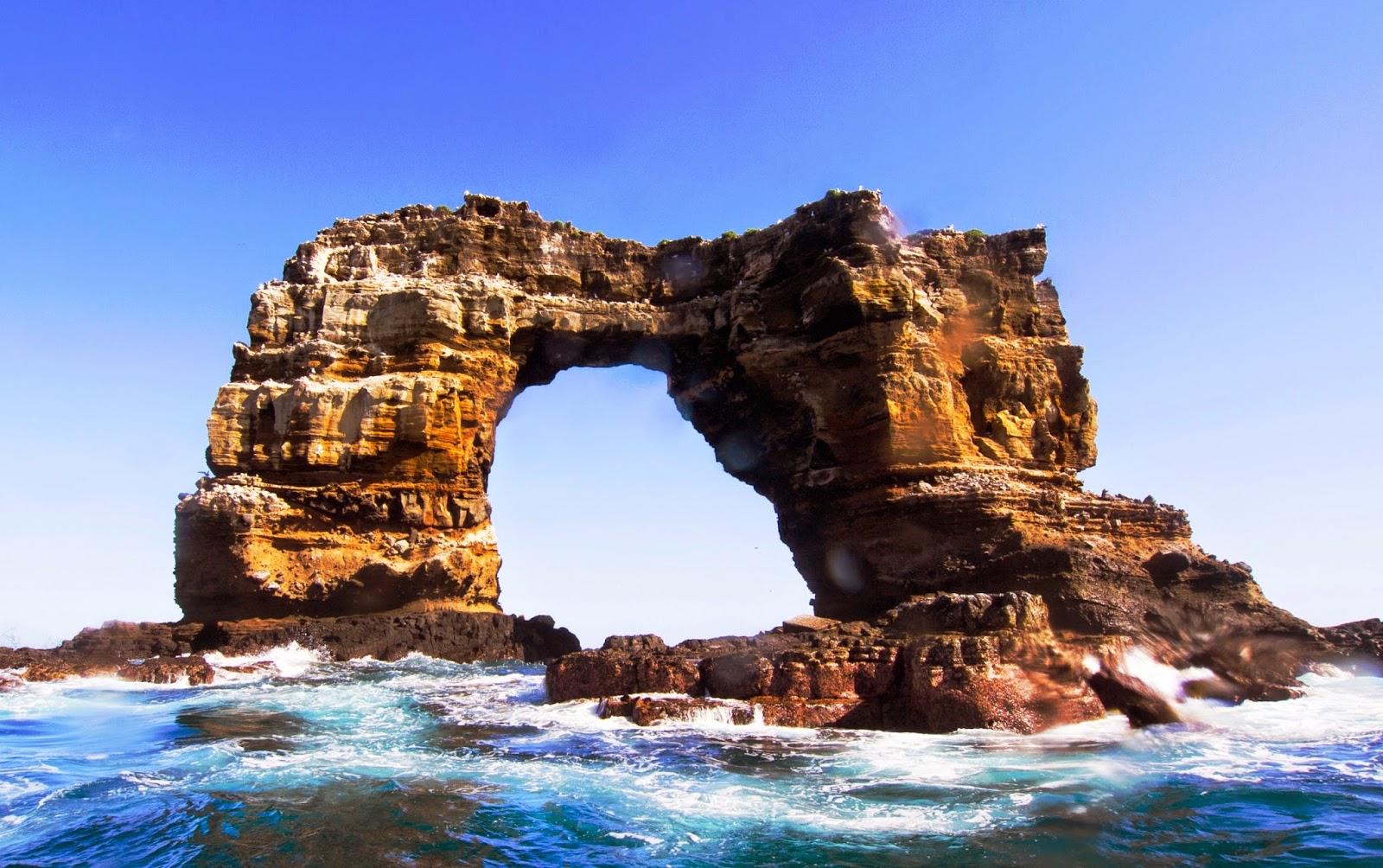 20 lugares que deberías visitar en Latinoamérica, Islas Galapagos, Ecuador