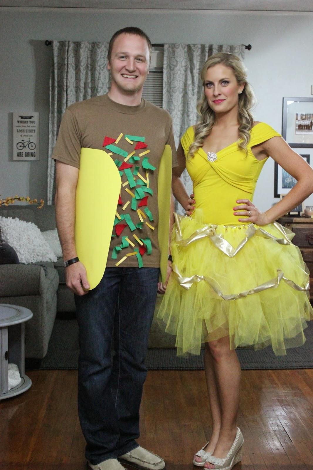 Katie in Kansas: DIY Couples Halloween Costume Ideas