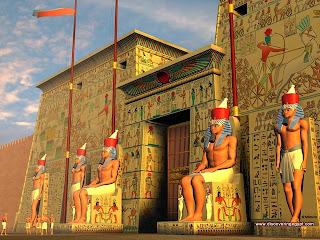 أبدع الإنسان المصرى وقدم حضارةعريقة سبقت حضارات شعوب العالم حضارة ،حضارة رائدة فى ابتكاراتها وعمائرها وفنونها، حيث أذهلت العالم والعلماء بفكرها وعلمها.