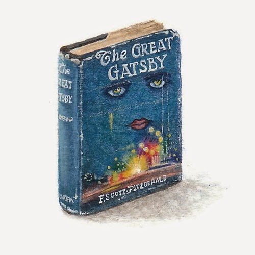 21-The-Great-Gatsby-Lorraine-Loots-Miniature-Paintings-Commemorating-Special-Occasions-www-designstack-co