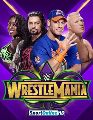 Ver WWE WrestleMania 34 En Vivo Online HD