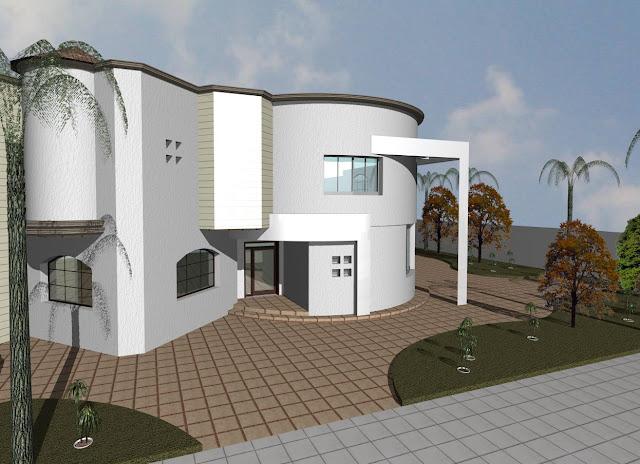 تصاميم فلل عصام هلالي تصميم  بيوت كلاسيكية مخطط تصميم فيلا