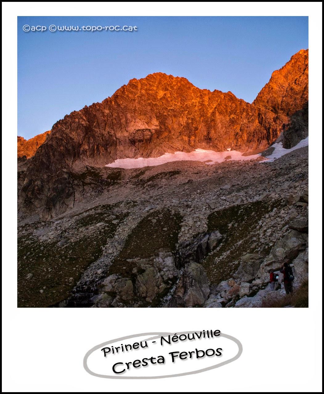 Cim dels Tres Consellers- Pico de los tres consejeros- Trois Conseillers