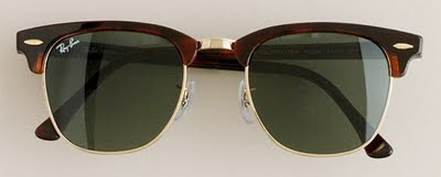 rayban clubmaster sunglasses brown