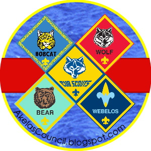 Akela 39 s council cub scout leader training bobcat wolf for Boy scout powerpoint template