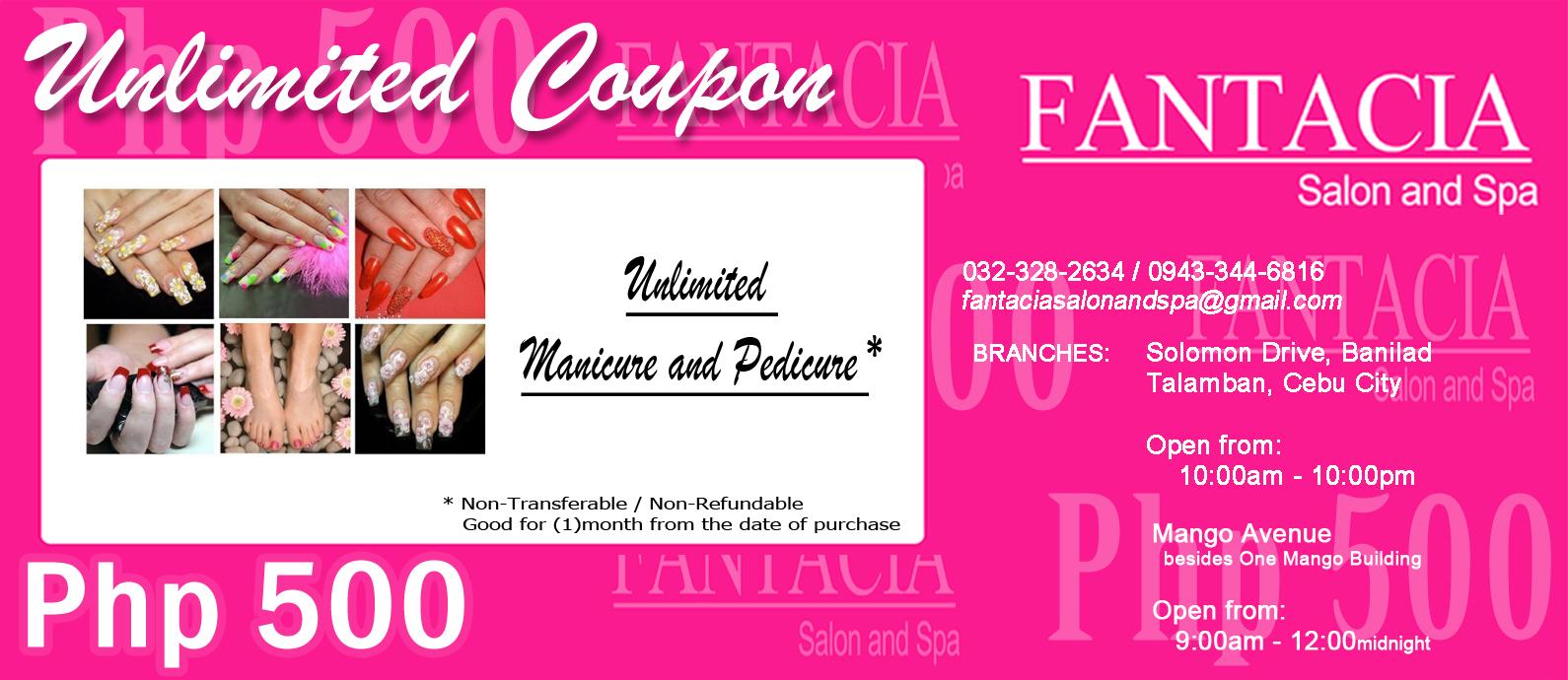 Discount coupons for mani pedi in wichita