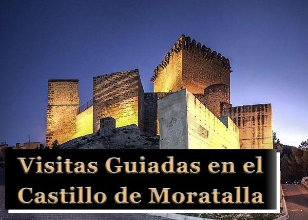 Visitas guiadas en el Castillo de Moratalla