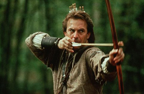 The Daily Flick: Flick of the Day: Robin Hood Prince of Thieves