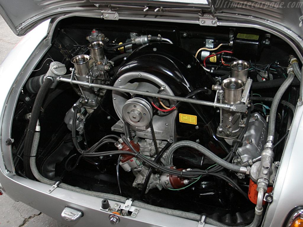 porsche carrera abarth motor