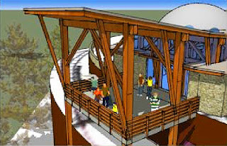 Los Alamos County Nature Center Designed ny Jeffrey L. Zucker, LEED-AP AIA of Catalyst Architecture