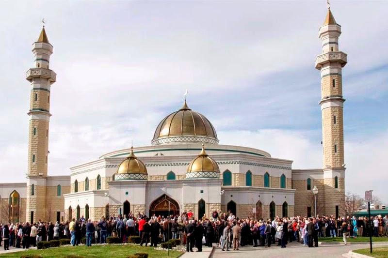 Gereja di New York Amerika Dijadikan menjadi Masjid gara-gara Sepi Jemaat