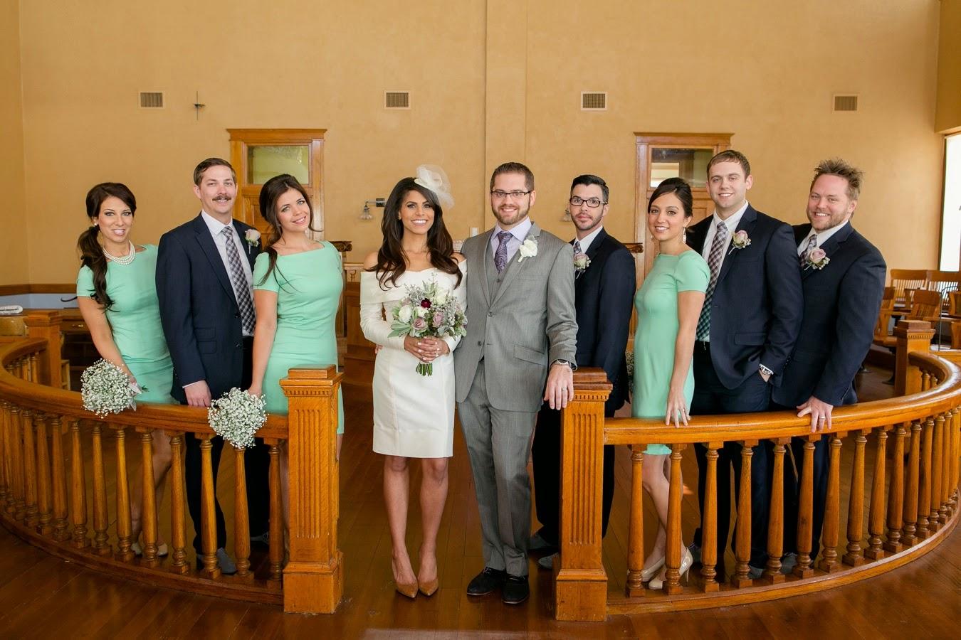 Rachel Amp Eric S Georgetown Courthouse Wedding Amp Lambert S