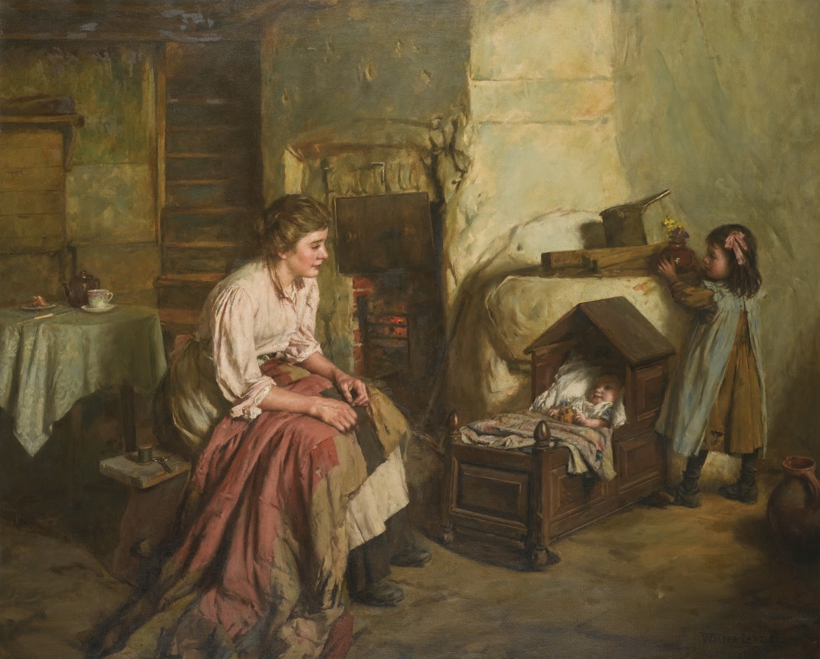 Walter Langley Maternity