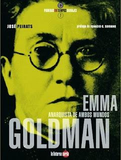 Emma Goldman : anarquista de ambos mundos / José Peirats