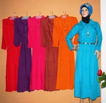 Grosir Baju Muslim Murah Jember