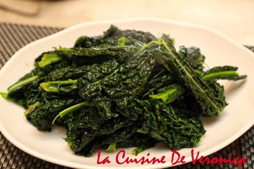La Cuisine De Veronica,V女廚房,Cavolo Nero,Lacinato Kale,Tuscan Kale