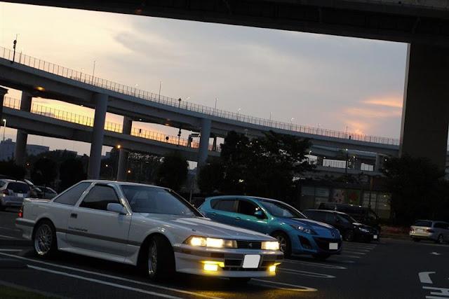 Toyota Soarer Z20 GZ20 MZ20 MZ21 JDM 7M-GTEU 1G-GTEU zdjęcia photos japoński sportowy samochód GT grand tourer coupe 日本車 トヨタ ソアラ